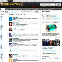 Stock Buzz Home Page