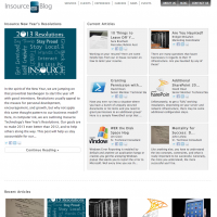 Insource Blog Home Page