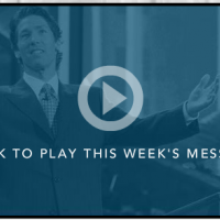 Joel Osteen Video Player
