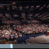 Joel Osteen Video Player Volume Controll