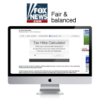FOX News Calculator Interactive