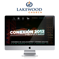 Lakewood Church Conexion 2012
