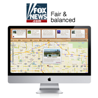 FOX News In 5 Map