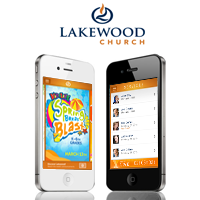 Lakewood Church – iPhone App