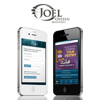 Joel Osteen Ministries – iPhone App